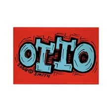 Otto Rectangle Magnet