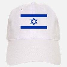 Israeli Flag Baseball Baseball Cap