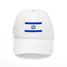 Israeli Flag Baseball Cap