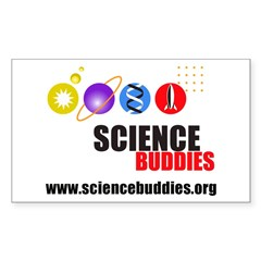 Science Buddies Decal