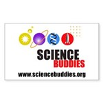 Science Buddies Sticker (10 pk)
