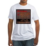 Holsum Cafeteria 2 Fitted T-Shirt