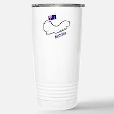 Albert Park, Australia Stainless Steel Travel Mug