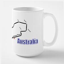 Albert Park, Australia Mug