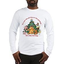 It's The Loving Long Sleeve T-Shirt