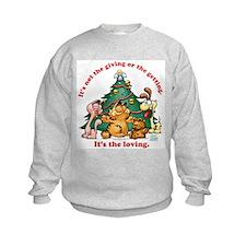 It's The Loving Kids Sweatshirt