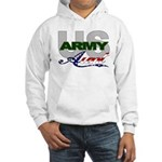 United States Army Aunt Hooded Sweatshirt