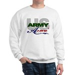 United States Army Aunt Sweatshirt