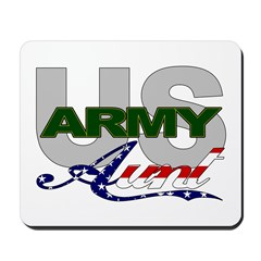 United States Army Aunt Mousepad