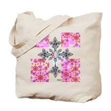 Christian Cross Tote Bag