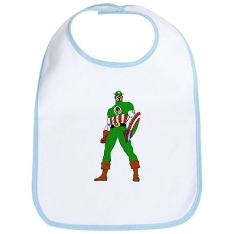 Capitan Mexico Bib