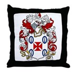 Childers Coat of Arms Throw Pillow