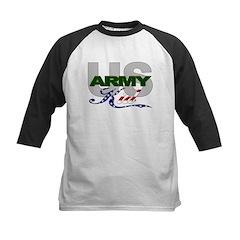 United States Army Kid Kids Baseball Jersey