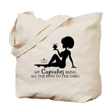 My cupcakes... Tote Bag
