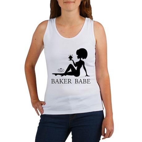 Baker Babe, Women's Tank Top