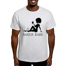 Baker Babe, T-Shirt