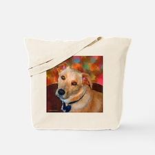 Labrador Retriever-Yellow Tote Bag