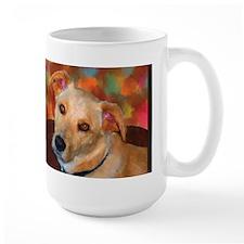Labrador Retriever-Yellow Mug