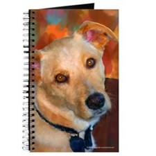 Labrador Retriever-Yellow Journal