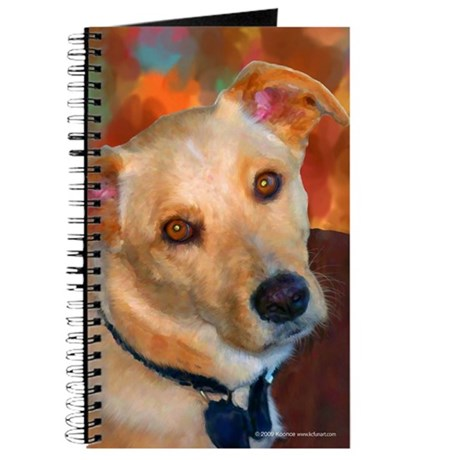Labrador Retriever-Yellow Journal