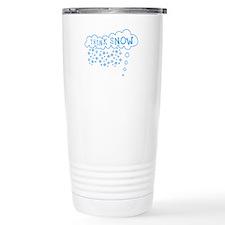Think Snow Travel Coffee Mug