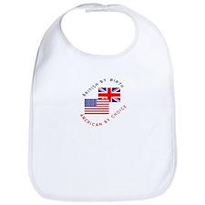 British by Birth American by Bib