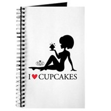 I Love Cupcakes, Journal