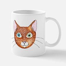 Roman Cat Mug