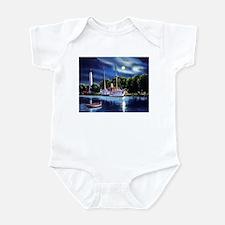 The USS Wolverine Infant Bodysuit