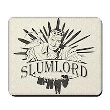 Vintage Slum Lord Mousepad