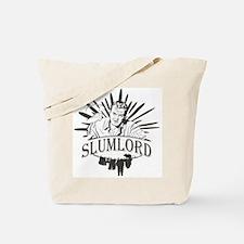 Vintage Slum Lord Tote Bag