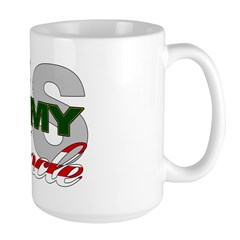 United States Army Uncle Large Mug