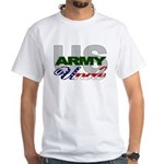 United States Army Uncle White T-Shirt