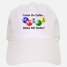 Come on Caller! Bingo! Baseball Baseball Cap
