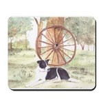 Mousepad Border Collie