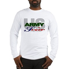 United States Army Sister Long Sleeve T-Shirt