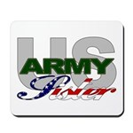 United States Army Sister Mousepad