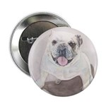 Tile Coaster Bull dog