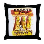 Throw Pillow Dalamation