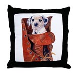 Throw Pillow Dalmation