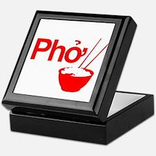 Funny Pho Keepsake Box