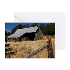 Barn 458 Greeting Card