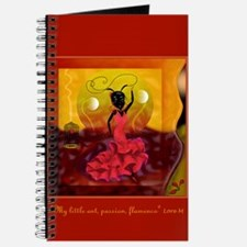 Passion and Flamenco Journal