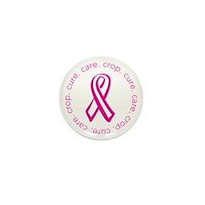 care. crop. cure. - Mini Button (10 pack)
