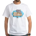 2-askthesharky T-Shirt