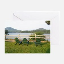 Life in the Adirondacks Greeting Cards (Package of