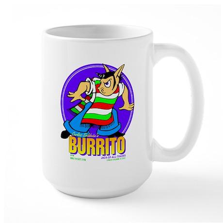 Burrito#2 Large Mug