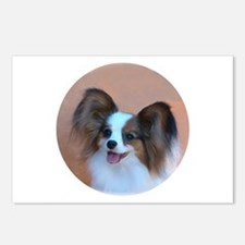 Sable Papillon Head Postcards (Package of 8)