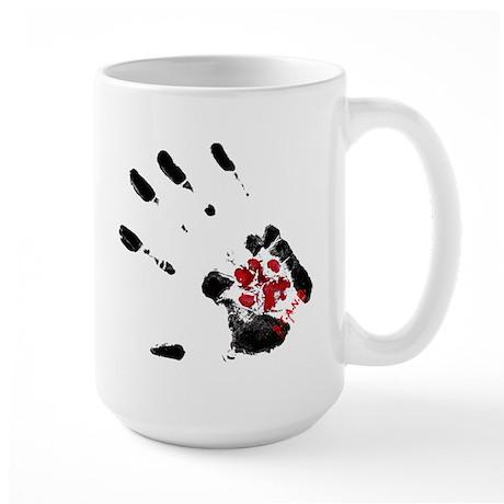 Abuse Large Mug