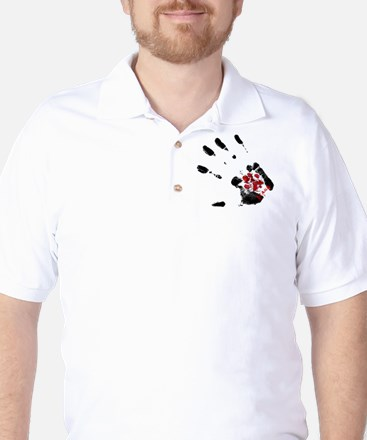 Abuse Golf Shirt